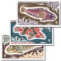 nr. 43/45 -  Stamp French Southern Territories Mail