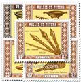 n° 198/202 -  Timbre Wallis et Futuna Poste
