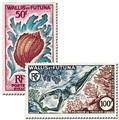 n° 18/19 -  Timbre Wallis et Futuna Poste aérienne