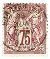 n° 74/82 (sauf n°76) obl. -SAGE II
