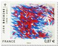 nr. 112 -  Stamp France Mail