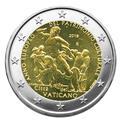 BU : 2 EURO COMMEMORATIVE 2018 : VATICAN (Année européenne du patrimoine culturel)