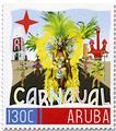 n° 1002/1005 - Timbre ARUBA Poste