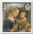 n° 2576/2578 - Timbre SAINT-MARIN Poste