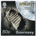 n° 1753/1756 - Timbre GUERNESEY Poste