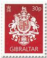 n° 1966/1975 - Timbre GIBRALTAR Poste