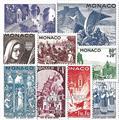 n° 265/273 -  Timbre Monaco Poste