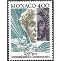 n° 1776 -  Timbre Monaco Poste