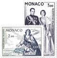 n° 73/78 -  Timbre Monaco Poste aérienne