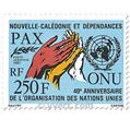nr. 248 -  Stamp New Caledonia Air Mail
