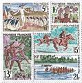 nr. 47/51 -  Stamp Polynesia Mail