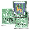 nr. 342/352A -  Stamp Reunion Mail