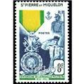 n° 347 -  Selo São Pedro e Miquelão Correios
