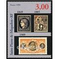nr. 6 -  Stamp Saint-Pierre et Miquelon Souvenir sheets