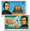 nr. 196/197 -  Stamp Wallis et Futuna Mail