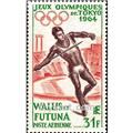 n° 21 -  Timbre Wallis et Futuna Poste aérienne