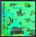 n° 8 -  Selo Wallis e Futuna Blocos e folhinhas