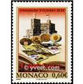 n.o 2794 -  Sello Mónaco Correos