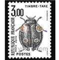 nr. 111 -  Stamp France Revenue stamp