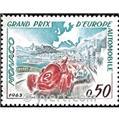 n° 609 -  Timbre Monaco Poste