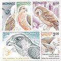 n.o 1855/1859 -  Sello Mónaco Correos