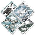 nr. 55/58 -  Stamp Monaco Air Mail