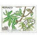 n° 70/73 -  Selo Mónaco Pré-obliterados