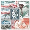 nr. 295/301 -  Stamp New Caledonia Mail