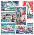 n° 36/41 -  Timbre Polynésie Poste
