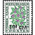 nr. 54 -  Stamp Reunion Revenue stamp