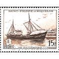 n° 352 -  Selo São Pedro e Miquelão Correios