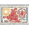 n° 379 -  Selo São Pedro e Miquelão Correios
