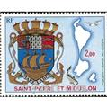 nr. 58 -  Stamp Saint-Pierre et Miquelon Air Mail