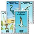 n° 217/220 -  Timbre Wallis et Futuna Poste