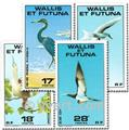 n.o 217/220 -  Sello Wallis y Futuna Correos