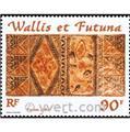n° 10 -  Timbre Wallis et Futuna Bloc et feuillets