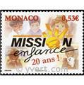 n.o 2764 -  Sello Mónaco Correos