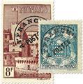 nr. 1/10 -  Stamp Monaco Precancels