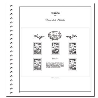 tresors de la philatelie sc 2015 jeux avec pochettes yvert et tellier philat lie et. Black Bedroom Furniture Sets. Home Design Ideas