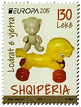n° C3156 - Timbre ALBANIE Carnets (EUROPA)