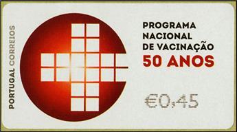 n° 209 - Timbre PORTUGAL Timbres de distributeurs