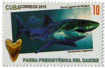 n° 5382/5387 - Timbre CUBA Poste