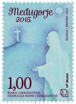 n° 377 - Timbre HERCEG-BOSNA Poste