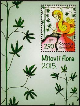 n° 30 - Timbre HERCEG-BOSNA Blocs et feuillets