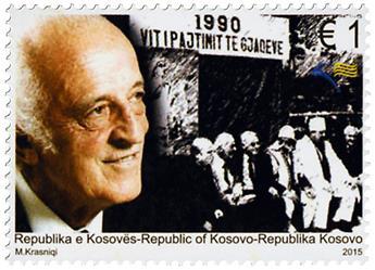 n° 199 - Timbre KOSOVO Poste