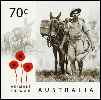 n° C4225 - Timbre AUSTRALIE Carnets