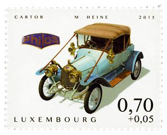 n° 2013 - Timbre LUXEMBOURG Poste