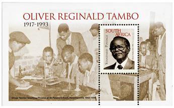 n° 149 - Timbre AFRIQUE DU SUD Blocs et feuillets