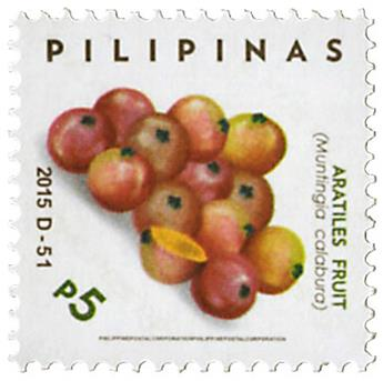 n° 4012 - Timbre PHILIPPINES Poste