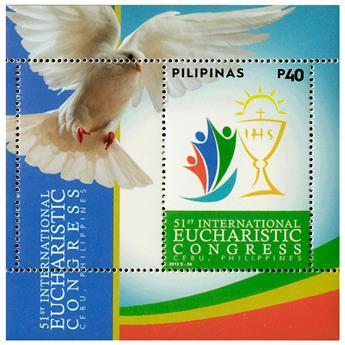 n° 357 - Timbre PHILIPPINES Blocs et feuillets